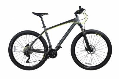 "Велосипед Comanche Maxima 27.5"", серый 2019"