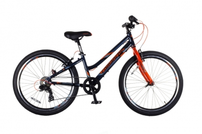 "Велосипед Comanche Pony M, 24"" серый 2020"