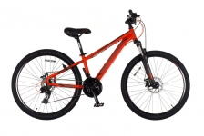 "Велосипед Comanche Ontario Disc 13"", оранжевый 26"""