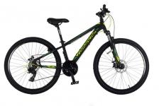 """Велосипед Comanche Ontario Disc 15"""", черный 26"""""""