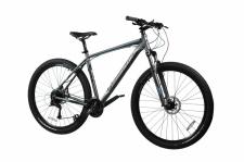 Велосипед Comanche Backfire 29, серый