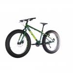"""Велосипед 26"""" Pride DONUT 6.2 хакки/желтый 2018"""