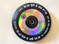 Колесо Scooter Wheel 100 мм литой диск пластик