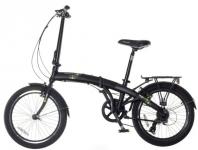 """Велосипед Comanche Lago S7, 11"""", черный"""