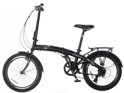 """Велосипед Comanche Lago S7, 11"""", черный 2019"""