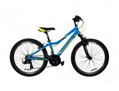 "Велосипед Comanche Pony Comp М 24"" синий"