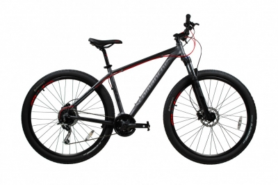 Велосипед Comanche Vector 29, серый 2019