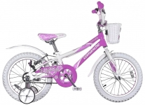 "Велосипед Comanche Butterfly W16, 8"" рожевий"