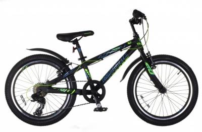 "Comanche Moto Six 20"" зелёный"