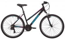 "Велосипед Pride STELLA 6.1 26"" черный 2019"