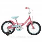 """Велосипед Pride MIAOW 16"""" розовый/мятный 2018"""