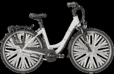 """Велосипед Bergamont 18' 28"""" Belami N7 White"""