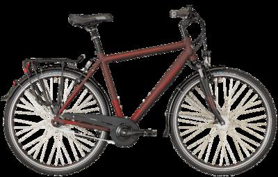 """Велосипед Bergamont 18' 28"""" Horizont N7 CB Gent 2018"""