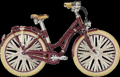 "Велосипед Bergamont 18' 26"" Summerville N7 CB Violet 2019"