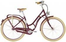 "Велосипед Bergamont 18' 26"" Summerville N7 CB Blackberry 2018"