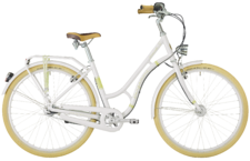 "Велосипед Bergamont 18' 26"" Summerville N7 CB White 2019"
