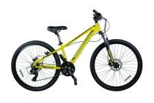 "Велосипед Comanche Ontario Comp 26"" 2021 желтый"