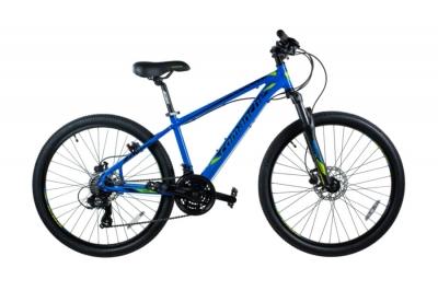 """Велосипед Comanche Ontario Comp 26"""" 2021 Синий"""