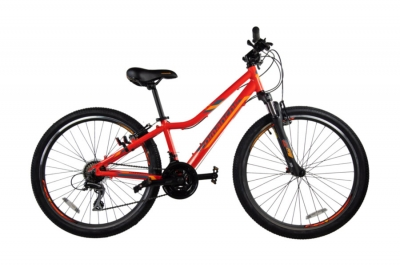 "Велосипед Comanche Ontario Fly 1.2 26"" 2021 оранжевый"