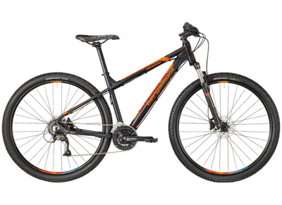 """Велосипед Bergamont 18' 27,5"""" Revox 3.0 BLACK 2018"""