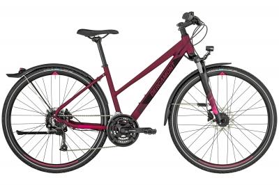 Велосипед Bergamont Helix 4.0 EQ Lady 2019