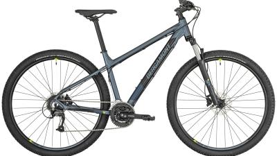 """Велосипед Bergamont 19' 27,5"""" Revox 3 SILVER 2019"""