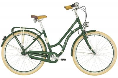Велосипед Bergamont Summerville N7 FH Dark Green 2019