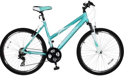 "Велосипед Comanche Ontario Sport L, 26"" бирюзовый"