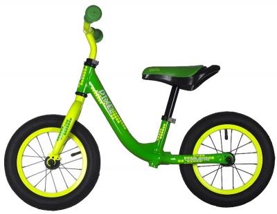 Беговел Comanche Pixel зеленый