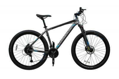 "Велосипед Comanche Backfire 27.5"", серый 2019"