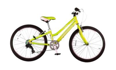 """Велосипед Comanche Pony L, 24"""" салатовый"""