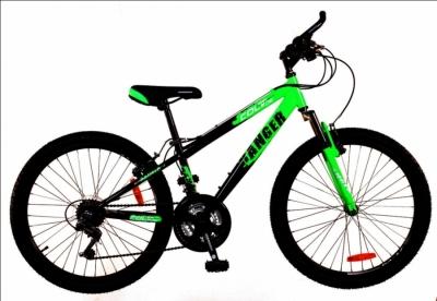 """Велосипед Ranger Colt 1.0, 24"""" зеленый-белый"""