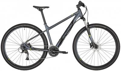 "Велосипед Bergamont 20' 27,5"" Revox 3 Silver Blue 2020"