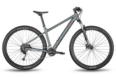 Велосипед 2021 Bergamont Revox 4 Grey 27,5''