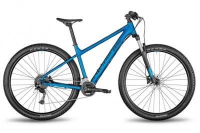Велосипед 2021 Bergamont Revox 4 Blue 29''