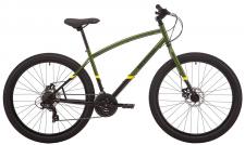 """Велосипед Pride ROCKSTEADY 7.1 27,5"""" хаки/черный"""