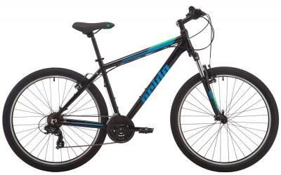 """Велосипед Pride MARVEL 7.1 27,5"""" черный 2019"""