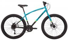 """Велосипед Pride ROCKSTEADY 7.2, 27,5"""" голубой/черный"""